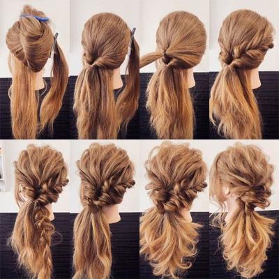 4 Peinados Faciles Con Trenzas
