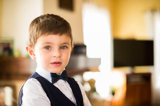 805711955 ▷ Cómo vestir a los niños para una boda